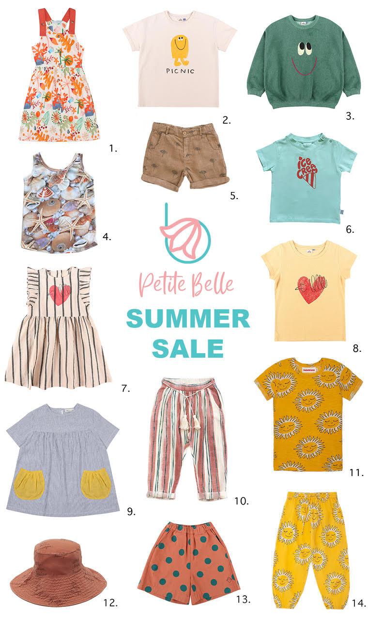 Petite Belle Summer Sale