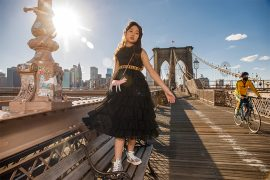 Editorial: My Own New York Featuring Briana Wong