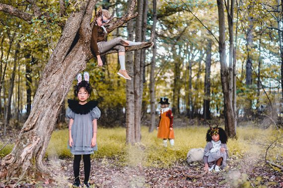 Editorial: Into The Woods By Melanee Kate Thomas