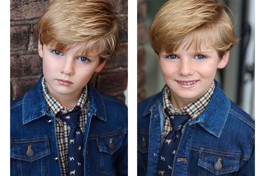 Monday Model Feature: Tuxel Fulton