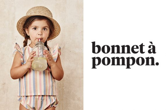 Chit Chat Tuesday with Genoveva Escalada from Bonnet á Pompon SS21 kids style