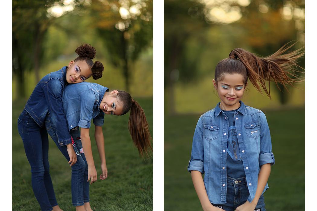 Feature: van top tot teen in Guess, Guess Kids, Designer Kidswear, Designer Childrenswear