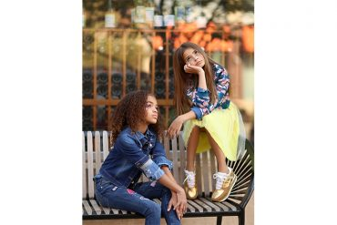 Feature: Head To Toe In Guess, Guess Kids