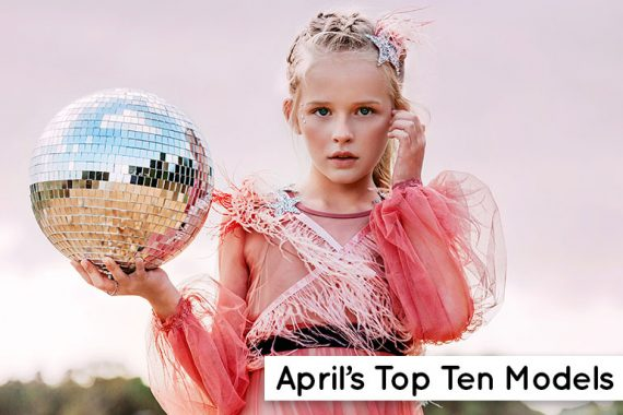 Model Feature: April's Top Ten Models