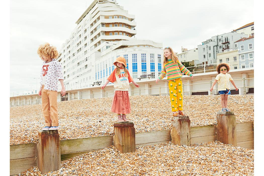 Editorial: Staycation by Gemma Mount #kidsmodel
