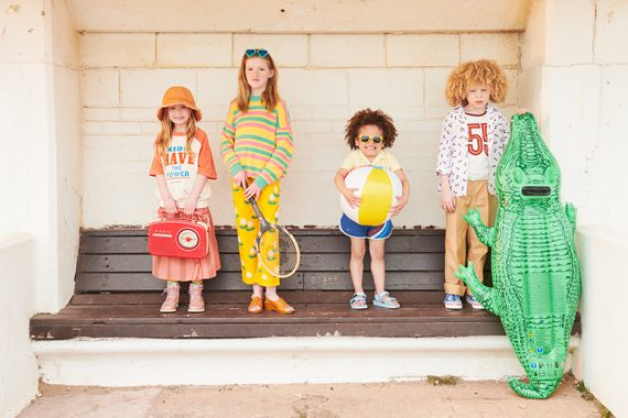 Editorial: Staycation by Gemma Mount #kidsmodel #holiday #staycation