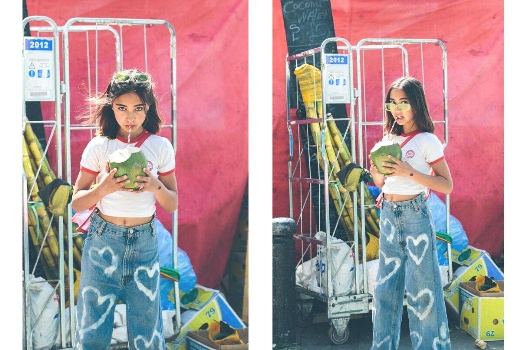 Monday Model Feature Ariana Mc Donough #tweenmodel #kidmodel #juniorstyle #kidsfashion