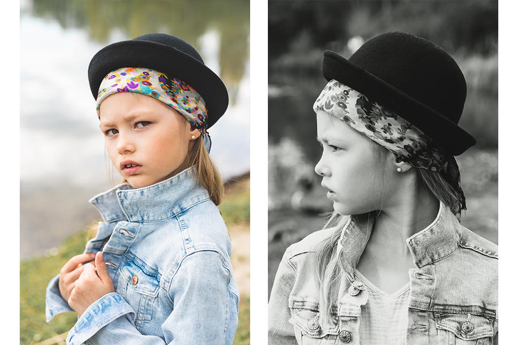 Monday Model Feature: Ida May #kidmodel
