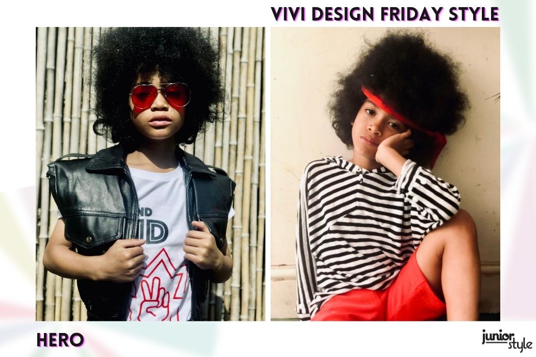 Vivi design Friday style post