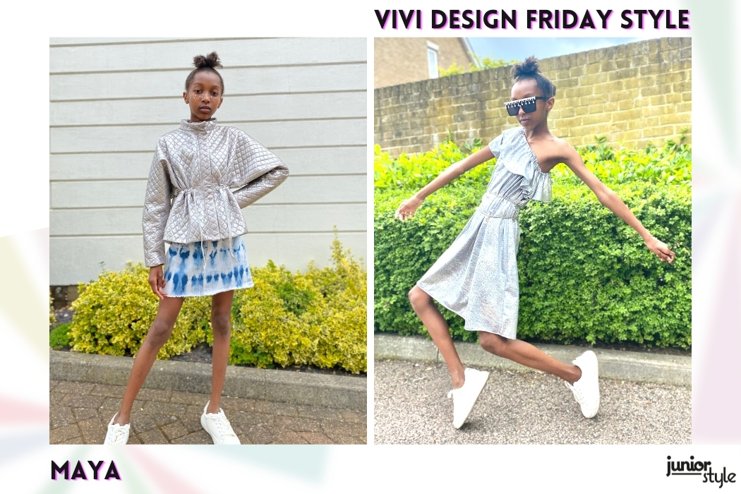 Vivi Design Friday Style Kids Fashion