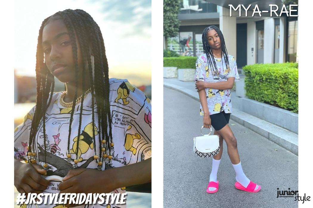 Junior Style Friday Fashion Feature #kidmodel #kidsfashion#fridaystyle #kidsstyle