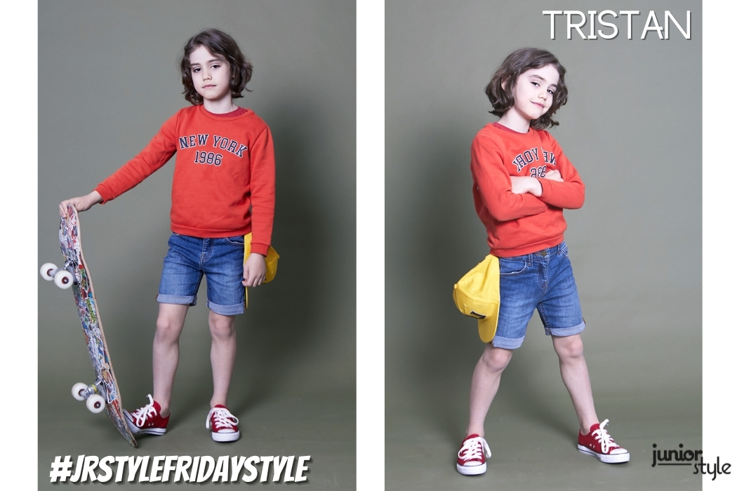 Model Feature: Junior Style Friday Fashion – Part 2