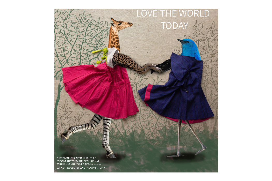 Brand Feature: Love The World Today