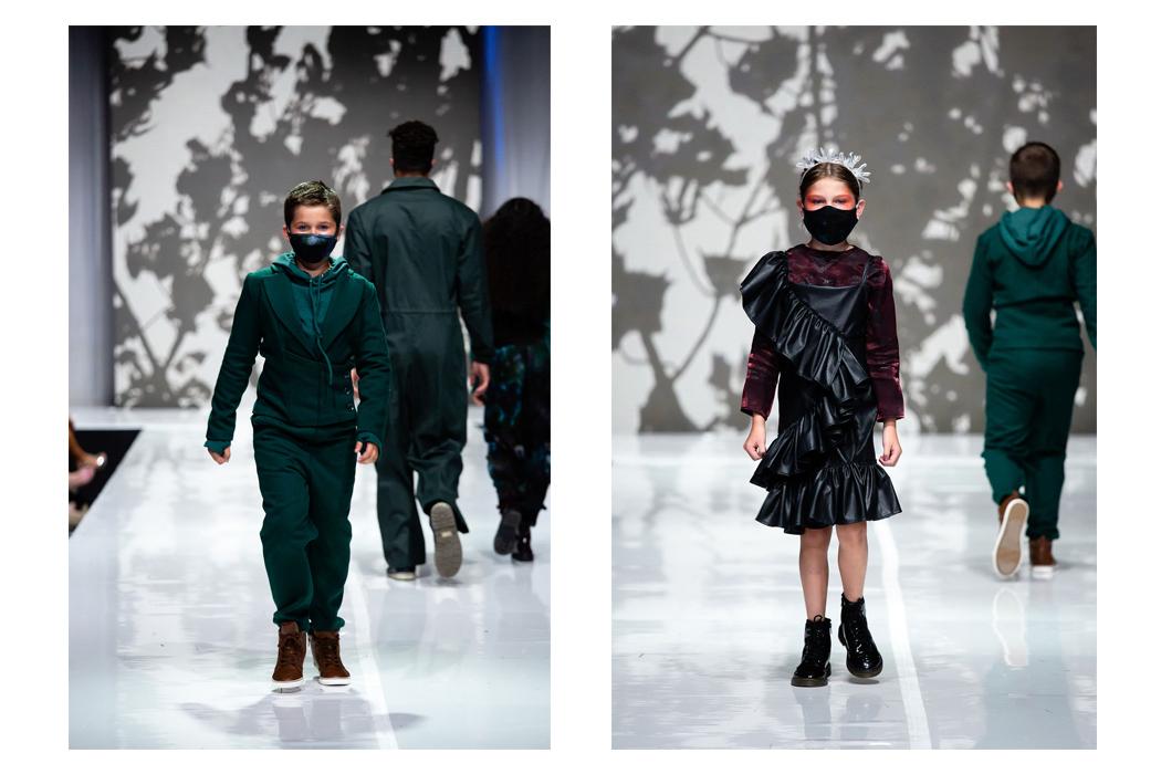 Omaha Fashion Week: Vivi Design AW21 Fashion Show