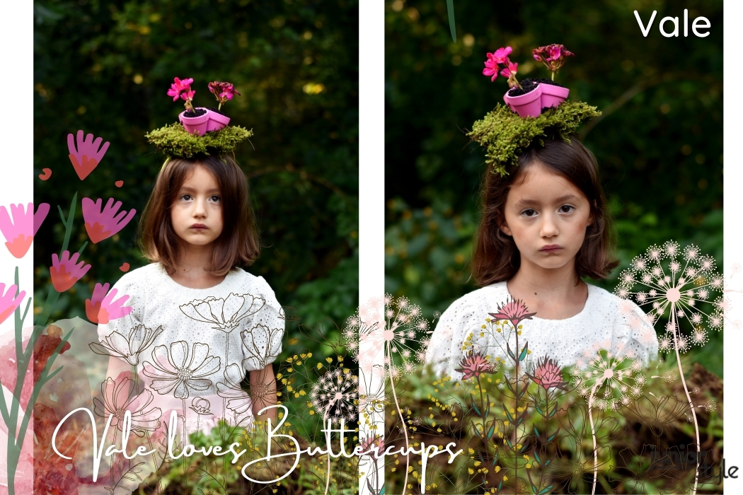 October Model Feature: Bloom Where You Are Planted – Part One